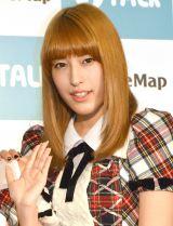 次世代型クラウド通訳サービス『J-TALK』記者発表会に出席したAKB48の平田梨奈 (C)ORICON NewS inc.