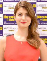 『第1回 クリスマス ジュエリー プリンセス賞』の表彰式に出席したマギー (C)ORICON NewS inc.