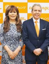 おしどり夫婦として知られるデーブ・スペクターと京子スペクター夫妻