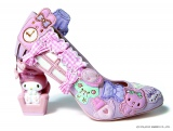 �wMY MELODY's house pumps (AS4757)�x (�Ŕ����i�F19900�~�j�@(c)1976,2015 SANRIO CO.,LTD.