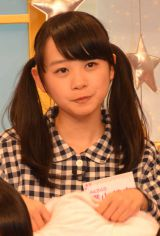 6日よりスタートする日本テレビ深夜番組『AKB48の今夜はお泊りッ』(毎週月曜 深夜1:29※関東ローカル)に出演する横山結衣 (C)ORICON NewS inc.