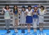 TBS系連続ドラマ『表参道高校合唱部!』発表会に出席したLittle Glee Monster(C)ORICON NewS inc.