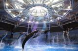 水族館「エプソン アクアパーク品川」で19日より、ハロウィンイベント『アクア・ハロウィーン』が開催/デイパフォーマンス「ハロウィーンパーティー」