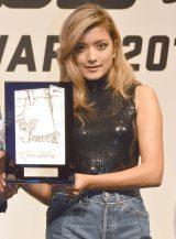 『ベストジーニスト2015 』に3年連続で殿堂入りを果たしたローラ (C)ORICON NewS inc.
