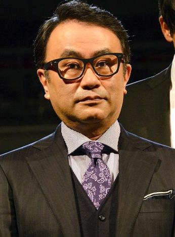 映画『ギャラクシー街道』完成披露試写会に出席した三谷幸喜監督 (C)ORICON NewS inc.