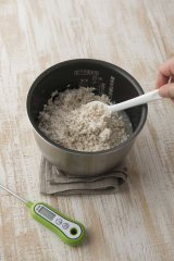 美容&健康にピッタリの玄米ミルクは簡単に手作りできる! ※『玄米ミルクやせ』(主婦の友社)より