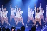 劇場デビュー7周年記念特別公演を行ったSKE48(C)AKS