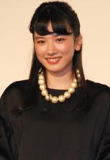 映画『俺物語!!』完成披露試写会に出席した永野芽郁 (C)ORICON NewS inc.