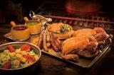 豪華な大皿料理『ホリデー・フィースト』