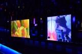 『蜷川実花×すみだ水族館 クラゲ万華鏡トンネル』 8種類のクラゲの後ろに鮮やかな写真が映って幻想的な世界に (C)oricon ME inc.