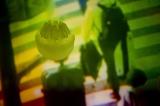『蜷川実花×すみだ水族館 クラゲ万華鏡トンネル』夜バージョンの水槽の様子
