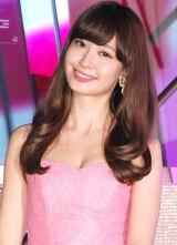 AKB48卒業に言及した小嶋陽菜 (C)ORICON NewS inc.