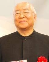 『東京味わいフェスタ2015』オープニングセレモニーに出席した服部幸應氏