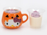 『ハロウィンキティ カスタード&紫いも』(税込価格:460円)