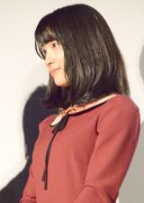 映画『図書館戦争 THE LAST MISSION』初日舞台あいさつに出席した土屋太鳳 (C)ORICON NewS inc.