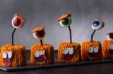 ヒルトン東京のダイニングフロアTSUNOHAZU内のペストリーショップ「FILOU」で、10月23〜31日の期間限定で発売されるテイクアウトスイーツ『モンスターD』(1個 880円)