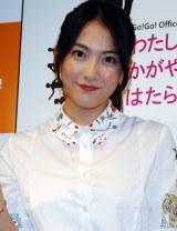 TOKYO FM『知英の季節』の公開収録に臨んだ知英 (C)ORICON NewS inc.