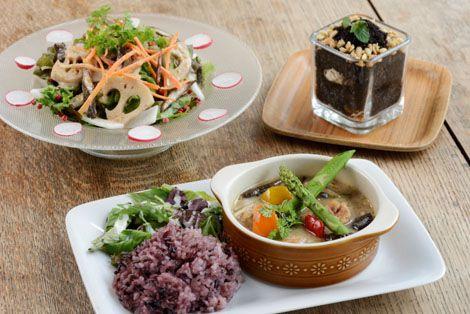 健康な歯とキレイを応援する「美噛むプロジェクト」の限定カフェ「美噛むカフェ」が東京・渋谷のsuzu cafeが限定オープン