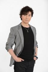ドラマ『エンジェル・ハート』で主人公・冴羽リョウを演じる上川隆也 (C)日本テレビ