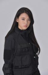 10月スタートの日本テレビ系連続ドラマ『エンジェル・ハート』でヒロイン・香瑩役に起用された三吉彩花 (C)日本テレビ