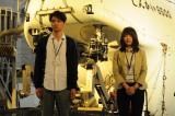 井上芳雄(左)が共演(C)WOWOW