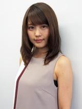 WOWOW『連続ドラマW 海に降る』で連続ドラマ初主演を務めた有村架純 (C)ORICON NewS inc.
