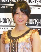 ラブストーリ初挑戦に「恥ずかしかった」と語ったAKB48の横山由依 (C)ORICON NewS inc.