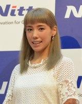 「Nitto Innovation Museum」 オープニングPRイベントに登場した仲里依紗 (C)oricon ME inc.