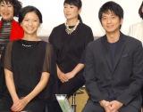新ドラマ『遺産争族』で夫婦役を演じる(左から)榮倉奈々、向井理 (C)ORICON NewS inc.
