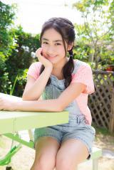 姪の平蓮奈も登場する、平祐奈の1st Blu-ray&DVD『4133』(11月11日発売)/photo:Peach