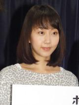 ドラマ『恋の時価総額』の収録取材に出席した木南晴夏 (C)ORICON NewS inc.