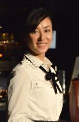 『JAM TOWN』製作発表に出席した東風万智子 (C)ORICON NewS inc.