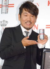 『SUPER FIRE SPEED BREAK ワークライフバランス賞』授賞式に出席したFUJIWARAの藤本敏史 (C)ORICON NewS inc.