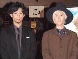 映画『ボクは坊さん。』歌唱奉納ヒット祈願ライブを行った吉田山田 (C)ORICON NewS inc.