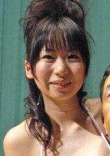ブログで第3子男児の出産を報告した夏目理緒 (※写真は07年、芸能イベント出席時の様子) (C)ORICON NewS inc.