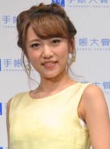 「手帳は高橋」の2016年キャンペーンキャラクターを務めるAKB48・高橋みなみ (C)oricon ME inc.