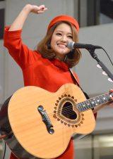 7枚目のシングル「好きで好きで好きすぎて」発売記念ライブを開催したchay (C)ORICON NewS inc.