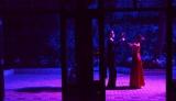 21日、都内で行われた女性限定完全招待制イベント「ヴェネチアン マスカレード ナイト」では妖艶なダンスショーも行われ仮面女子たちの視線を釘付けに (C)oricon ME inc.