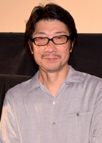 ドキュメンタリー映画『ジョーのあした -辰吉丈一郎との20年-』舞台あいさつに出席した阪本順治監督 (C)ORICON NewS inc.