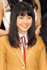 ヒロイン・牧野つくしを演じるのは新人女優の加藤梨里香 (C)ORICON NewS inc.