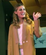 ゲストとして登場したオリヴィア・パレルモ/伊ファッションブランド「MAX&Co.」表参道店のリニューアルイベント