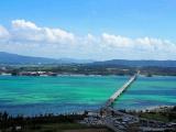 2位に選ばれた古宇利大橋(沖縄県・沖縄本島)