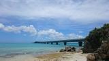 トリップアドバイザーがユーザーの声をもとに実施した「口コミで選ぶ日本の橋ランキング」で4位にランクインした池間大橋(沖縄県・宮古島)