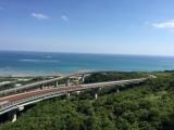 トリップアドバイザーがユーザーの声をもとに実施した「口コミで選ぶ日本の橋ランキング」26位のニライ橋カナイ橋(沖縄県・沖縄本島)