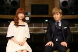 新ユニット「TK feat. TK」を結成した(左から)神田沙也加、小室哲哉