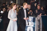 『007 スペクター』のロイヤルプレミアに登場したウィリアム王子&キャサリン妃