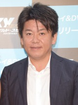 堀江貴文氏(C)ORICON NewS inc.