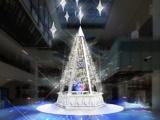 MARK IS みなとみらいのクリスマスツリーイメージ写真