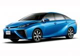 2015年グッドデザイン大賞候補に選ばれた、トヨタ自動車株式会社の乗用車『ミライ』