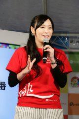 TOKYO MXのアニバーサリーアナウンサーに選ばれた松本圭世さん